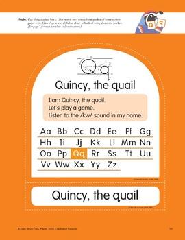 Q: Quincy, the Quail