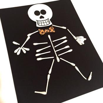 Q-Tip Skeleton Free