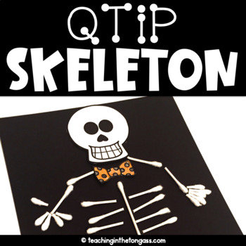 Q-Tip Skeleton Free