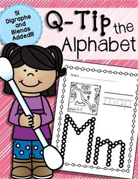 Q-Tip Your ABC's!