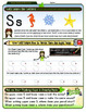 Qq, Rr, Ss, Tt & Uu Worksheet Bundle