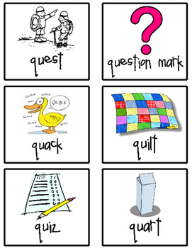 Q-U Write the Room