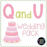 Q and U Wedding Pack