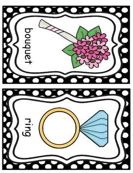 Q and U Wedding Write the Room (2 versions)