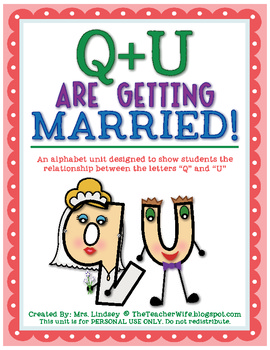 Q and U are Getting MARRIED!