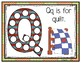 Q is for Quilt Activity Pack Alphabet Common Core Preschool Toddler