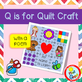 Q is for Quilt Craft
