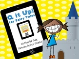 Q it Up for Fairy Tales! {20 iPad  QR Code Listening Center Books}