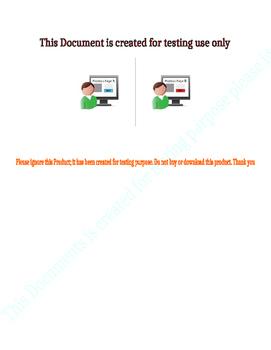 QA Testing : One Two Three