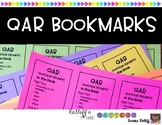QAR Bookmarks Question Prompts and QAR Descriptions