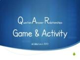 QAR Game and Practice using Nursery Rhymes.