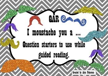 QAR I Moustache You a Question