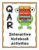 QAR Interactive Notebook Activities