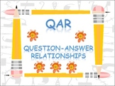 QAR!  It can help with comprehension.