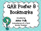 QAR Poster & Bookmark {FREEBIE}