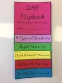 QAR (Question Answer Relationship) Flipbook