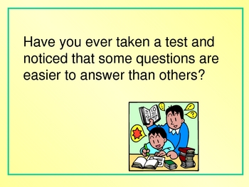 QAR Question-Answer Relationship PowerPoint