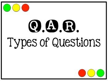 QAR Question Stems
