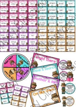 QAR Questioning Classroom Resource Pack