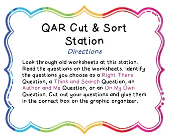 QAR Questioning Pack