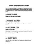 QAR Reading Strategy