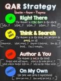 QAR Strategy Classroom Poster