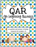 QAR for Beginners - A Question and Answer Resource