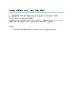 QCT Professional Standards Cover Pages (Editable)