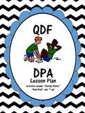 QDF DPA Lesson Plan