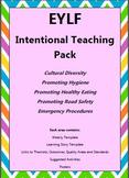 QKLG & EYLF Intentional Teaching Pack