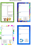 QKLG EYLF Learning Story Templates