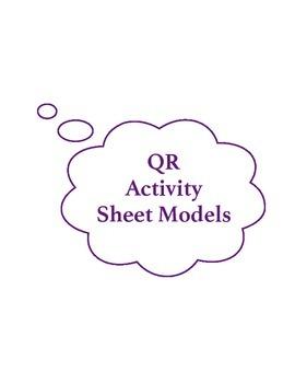 QR Activity Models
