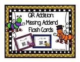 QR Addition: Missing Addends