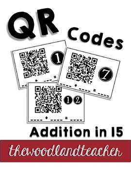 QR Mitten Addition in 15