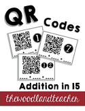 QR Mitten Addition in 15