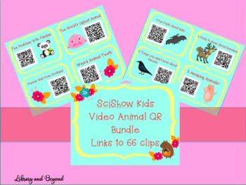 QR Animal Science Video Clips