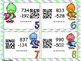 Three-digit Subtraction With Birds : Task Cards With QR CODES
