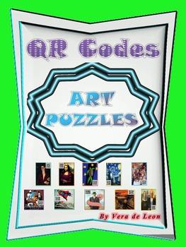 QR CODE- Art Puzzles