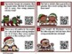 Common Core Christmas Math Review Second Grade: Task Cards