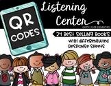 QR CODE LISTENING CENTER