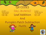 QR CODES FALL BUNDLE