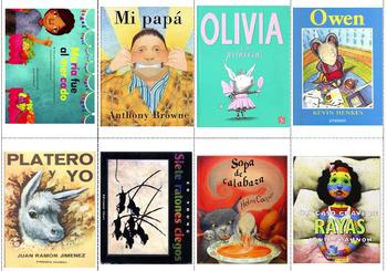 Spanish QR Codes - 465 Videos BUNDLE, Listening Stations, Reading Library, iPad