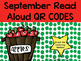 QR CODES for Read Alouds BUNDLE