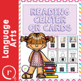 Storybook Read Aloud Links for Listening Centers QR Code Cards