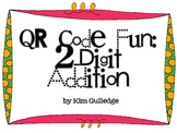 QR Code & 2-Digit Addition Task Cards