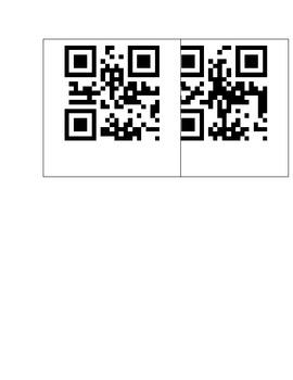 QR Code - 2-digit by 2-digit multiplication