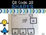 QR Code 2D Shapes
