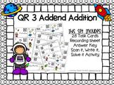 QR Code 3 Addend Addition