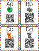 QR Code ABC Videos Task Cards