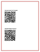 QR Code Activity for Practicing Author's Purpose - Great T